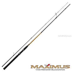 Спиннинг Maximus WorkHorse-X 2,4м / тест 10-30гр (Артикул: MSWHX24M )