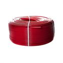 Труба PEX-a/EVOH из сшитого полиэтилена с кислородным слоем, красная 16х2,0 (бухта 100 метров) STOUT