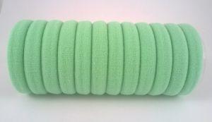 Резинка для волос бесшовная 3 см, цвет № 05 (1уп = 24шт)