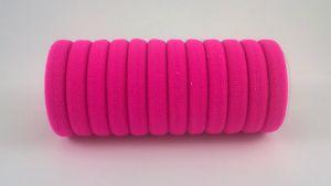 Резинка для волос бесшовная 3 см, цвет № 07 (1уп = 24шт)