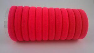 Резинка для волос бесшовная 3 см, цвет № 09 (1уп = 24шт)