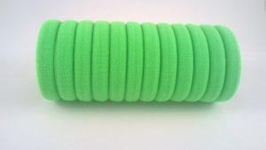 Резинка для волос бесшовная 3 см, цвет № 12 (1уп = 24шт)