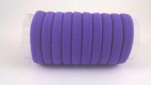 Резинка для волос бесшовная 3 см, цвет № 18 (1уп = 24шт)