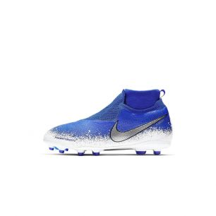 ДЕТСКИЕ БУТСЫ NIKE PHANTOM VSN ELITE DF FG/MG JR (SU19) AO3289-410