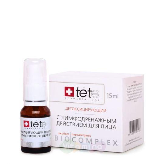 TETe Биокомплекс детоксифицирующий с лимфодренажным действием