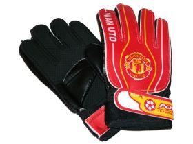 Перчатки вратарские детские Манчестер юнайтед