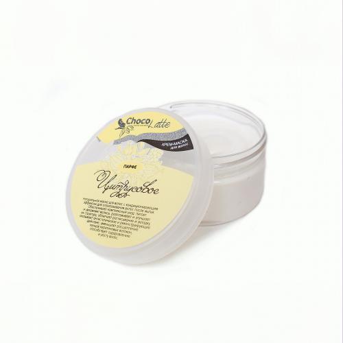Крем-маска для волос ПАРФЕ ЦИТРУСОВОЕ с соками и маслами лимона и грейпфрута, 200ml