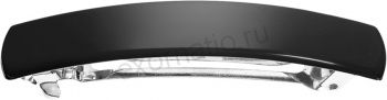 Заколка-автомат Evita Peroni 00100-496. Коллекция Classic Black
