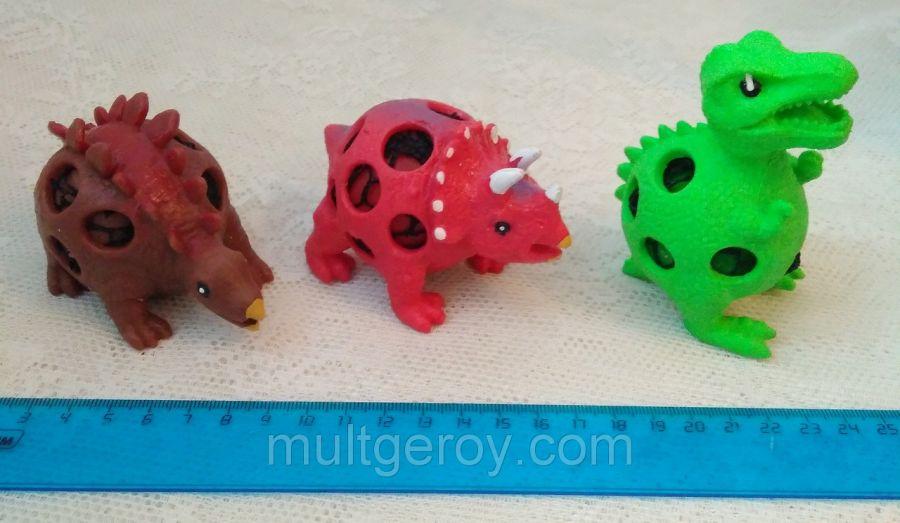 Динозавры антистресс