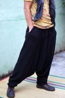 Афгани алладины из шерсти, купить в Москве. Теплая этническая одежда из Индии