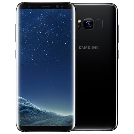 Смартфон Samsung Galaxy S8 SM-G950 64Gb LTE Black