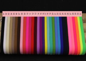 """`Резинка-повязка """"one size"""", диаметр 10,5см, окружность 33см, цвет № 06"""