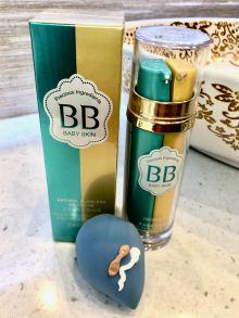 Двухфазный BB Cream + Primer база под макияж Natural Flawless Baby Skin 25гр+25гр