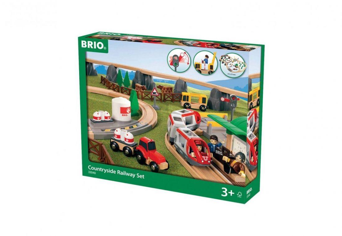 BRIO Деревянная железная дорога, Городской транспорт