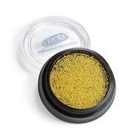 Бульонки металлические PNB Professional Gold (золото) 0,6мм/(4 грамма)