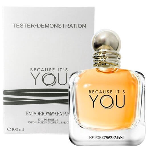 Giorgio Armani Emporio Armani Because It's You тестер (Ж), 100 ml