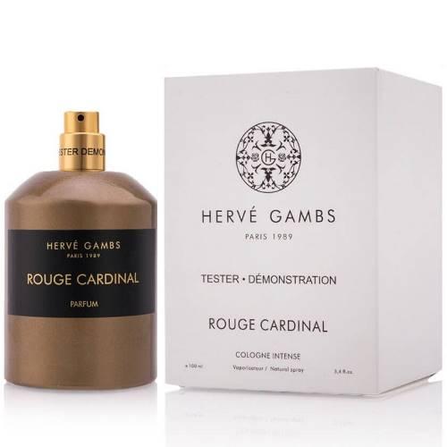 Herve Gambs Rouge Cardinal тестер (Ж), 100 ml