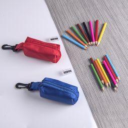 Набор цветных карандашей MIGAL с точилкой 345139
