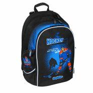 Рюкзак ранец школьный cosmo iv, hockey (арт. 20613-13)