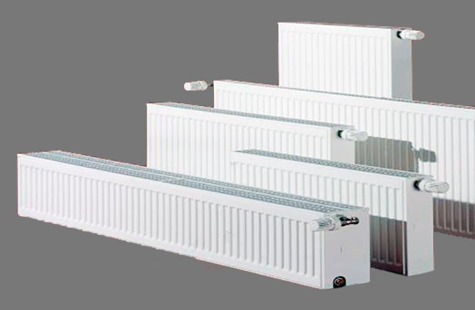 Радиатор панельный KERMI FTV 11/500/ 500 нижнее