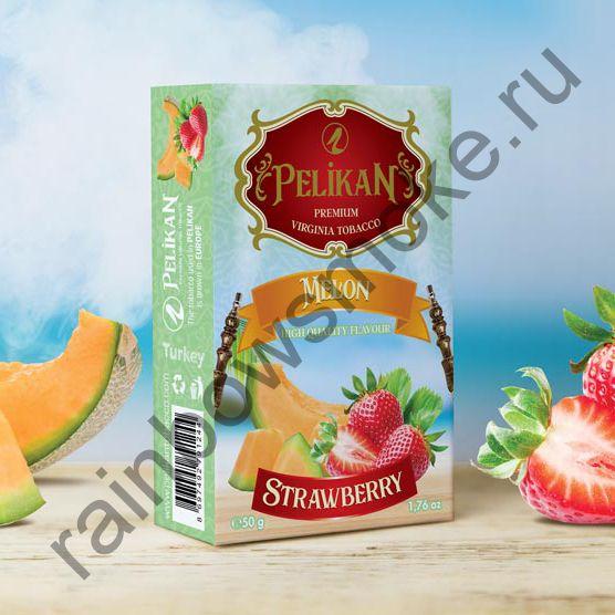 Pelikan 50 гр - Melon Strawberry (Дыня Клубника)