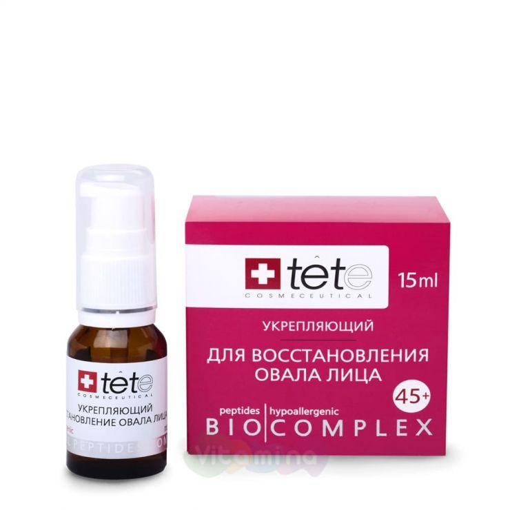 TETe Биокомплекс для восстановления овала лица