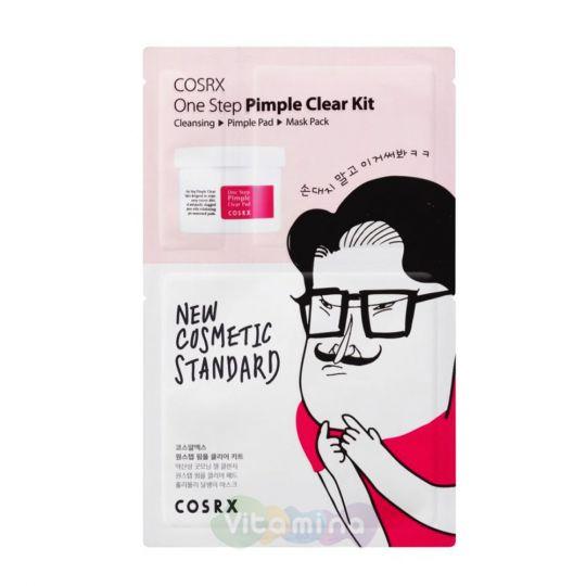CosRX Набор для очищения кожи One Step Pimple Clear Kit
