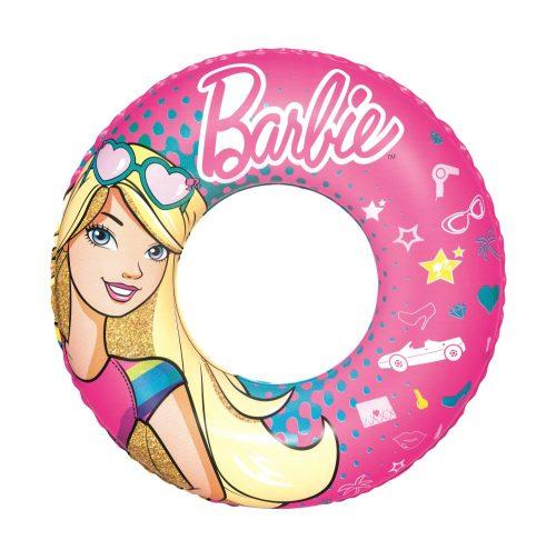 Надувной круг 56 см Barbie