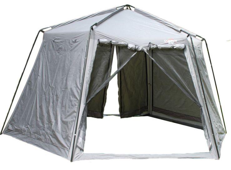 Тент CAMPACK-TENT G-3601W с ветро-влагозащитными полотнами