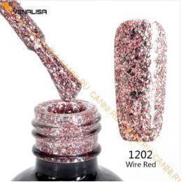 "Гель-лак VENALISA ""Super Shining Diamond"" №1202 (12 ml)"