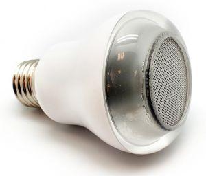 Cветодиодная лампа-колонка Bluetooth