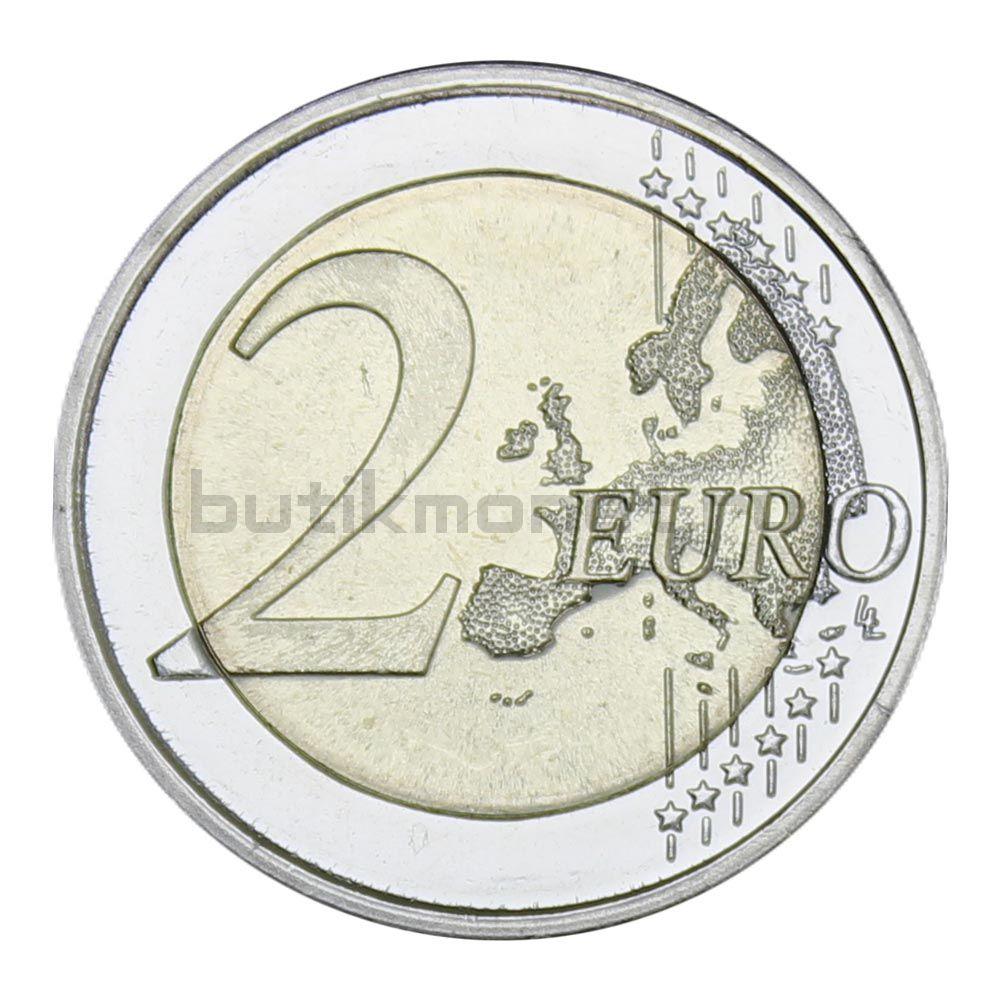 2 евро 2019 Германия 70 лет Бундесрату F