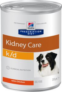 Hill's prescription diet canine k/d 370 гр.