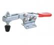 Зажим механический с горизонтальной ручкой усилие 227 кг GOOD HAND GH-225-D