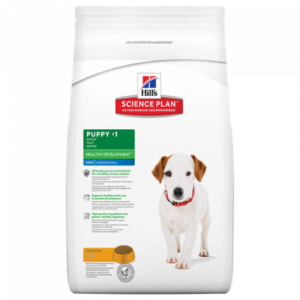 Hill's Canine Puppy Healthy Development Mini Bites Chk 1KG