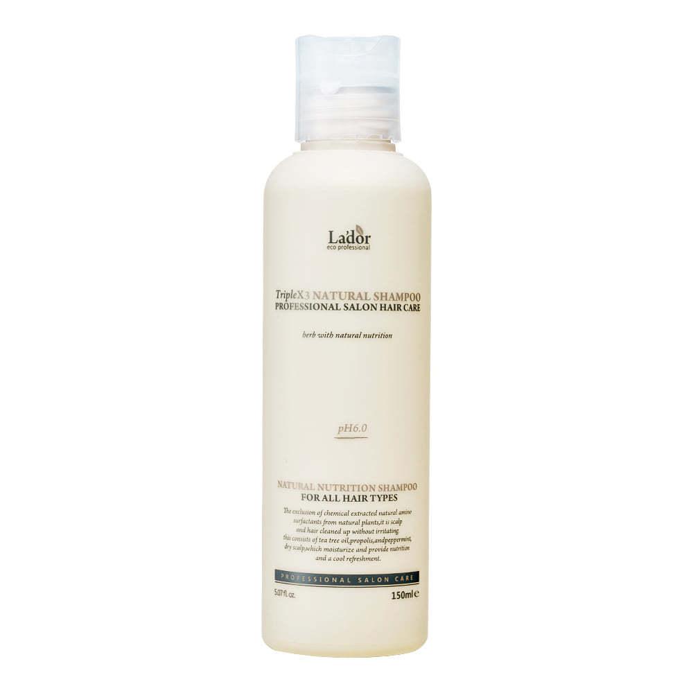 Шампунь с натуральными ингредиентами La' Dore Triplex Natural Shampoo