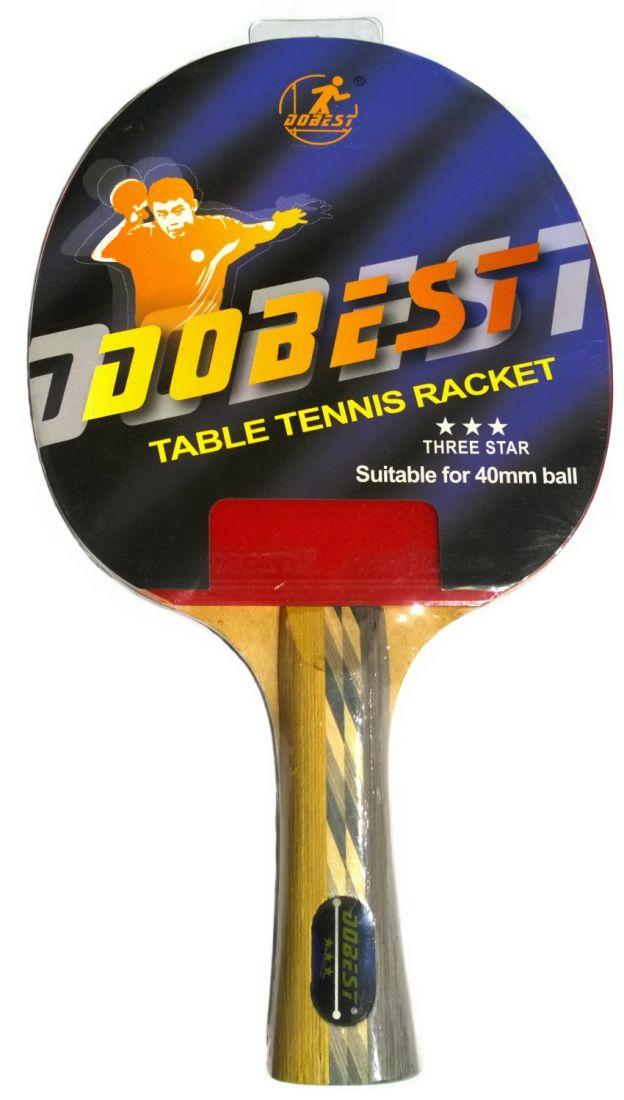 Ракетка для настольного тенниса DOBEST 3 звезды
