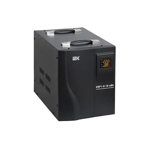 Стабилизатор напряжения серии HOME 3 кВА (СНР1-0-3) IEK