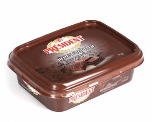 Сыр плавленый President Шоколадный 30% , 200 Г