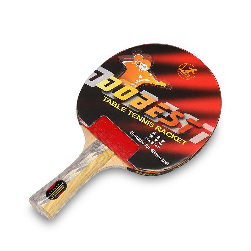 Ракетка для настольного тенниса DOBEST 6 звезд