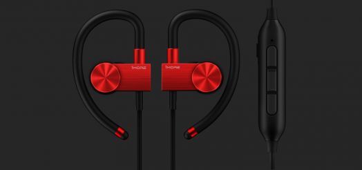 Беспроводные cтерео-наушники 1MORE EB100 Bluetooth In-Ear Sports Active Headphone