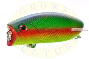 Воблер Grows Culture Malas 57 мм/  9 гр/ Заглубление: 0 - 0,3 м / цвет: 3010