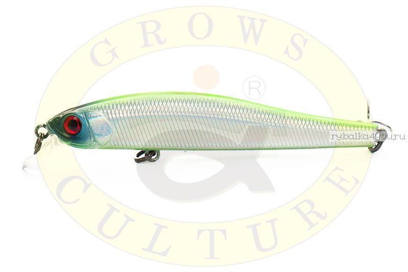 Воблер Grows Culture Rige 90F 90мм/  9,5гр/ цвет:  202R