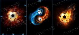 Футбольлные мячи футер 2-х нитка
