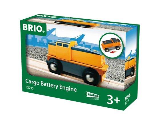 BRIO Поезд-стрела электрический на батарейках