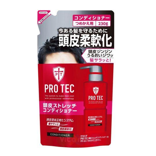 """Lion Мужской увлажняющий кондиционер для волос с легким охлаждающим эффектом """"Pro Tec"""", 230гр"""