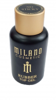 Топ без липкого слоя для гель-лака No Sticky Top Gel Milano Cosmetic, 50 мл