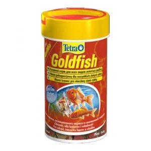 Корм Tetra Goldfish Flocken хлопья 52гр для золотых и холодноводных рыб