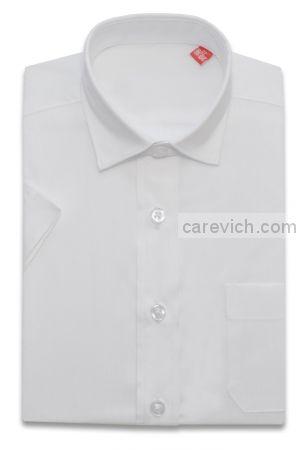 Рубашка дошкольная с коротким рукавом, оптом 10 шт., артикул: PT2000-k