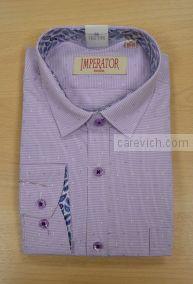 "Детская рубашка школьная,    ""IMPERATOR"", оптом 10 шт., артикул: 7/Rodes 5"